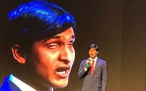 Blind entrepreneur shrikant bolla
